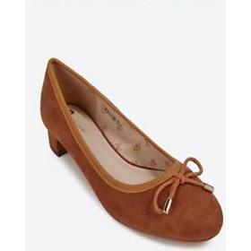 Giày Búp Bê Cao Gót Pierre Cardin - PCWFWSC088GLD màu gold