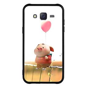 Hình đại diện sản phẩm Ốp Lưng Viền TPU cho điện thoại Samsung Galaxy J5 2015 - Pig 19
