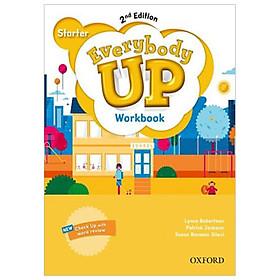 Everybody Up 2E Starter: Workbook