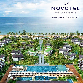 Gói 2N1Đ Novotel Resort 5* Phú Quốc - Buffet Sáng, Hồ Bơi, Bãi Biển Riêng, Xe Đón Tiễn Sân Bay, Nhiều Hoạt Động Giải Trí, Dành Cho 02 Người Lớn Và 02 Trẻ Em Dưới 16 Tuổi
