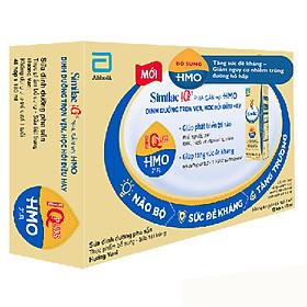 Thùng 48 Hộp Sữa Nước Cho Bé Similac 4 (HMO) 110ml