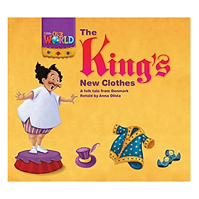 Our World Readers: The King's New Clothes