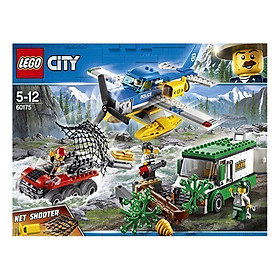 Mô Hình Lego City Truy Đuổi Tội Phạm Trên Sông 60175