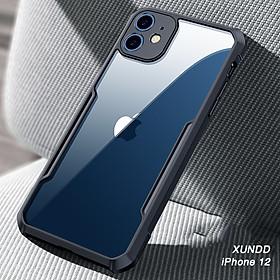 Ốp lưng chống sốc XUNDD cho các dòng iPhone 12 Pro Max - 12 Pro - 12 - 11 Pro Max - 11 Pro - 11 - Hàng nhập khẩu