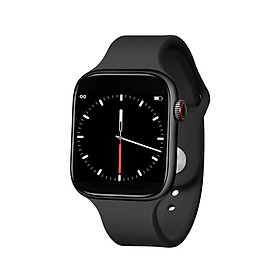 Đồng hồ đeo tay thông minh W4 HD full màn hình cảm ứng sức khỏe đồng hồ đo oxy máu huyết áp nhịp tim
