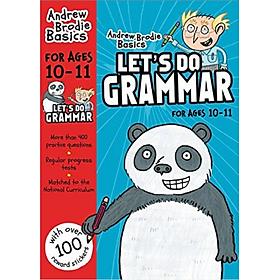 Let's do Grammar 10 - 11