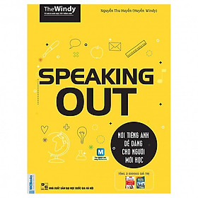 Speaking Out (Tặng kèm Bookmark PL)