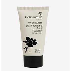 Mặt nạ dưỡng da Living Nature Ultra Nourishing Mask - 50ml
