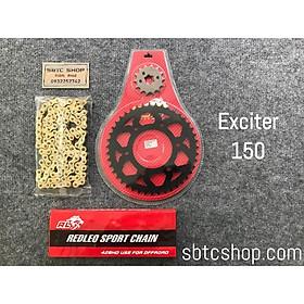 Nhông sên dĩa NSD REDLEO Exciter 150 chính hãng