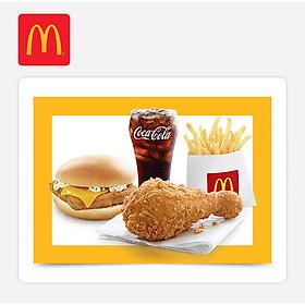 McDonald's - Enjoy McDonald's B (Ecode Combo - FOF)
