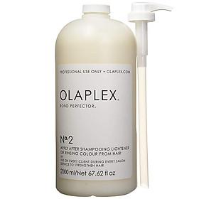 Kem phục hồi làm khỏe tóc Olaplex Bond Perfector No.2 chính hãng Mỹ 2000ml-0