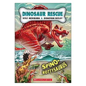 Dinosaur Rescue #5: Spino-Rottysaurus