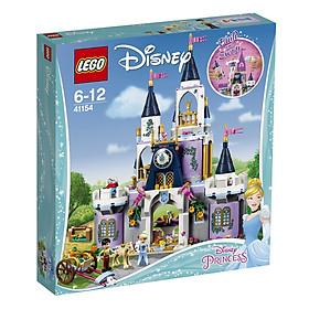 Bộ Lắp Ráp Lâu Đài Công Chúa Lọ Lem LEGO DISNEY PRINCESS 41154 (585 chi tiết)