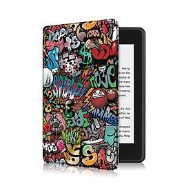 Bao da cho Kindle Paperwhite 2018 thế hệ 4 (10th) Họa tiết hoa văn