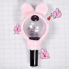 Lightstick BTS kèm bọc bomb ver 3 unoff đèn cổ vũ Kpop