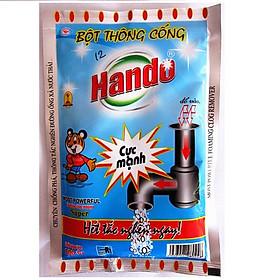 Bột thông cống cực mạnh 100g nội địa Hando