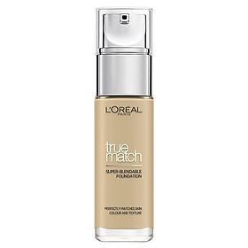 L'Oreal True Match Liquid Foundation 2.5D/2.5W Golden Ldn Almond