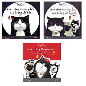Cuộc Sống Thượng Lưu Của Hoàng Đế Mèo (Trọn Bộ 3 Cuốn)