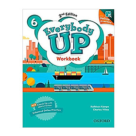 Everybody Up (2E) 6 Workbook With Online Practice Pack