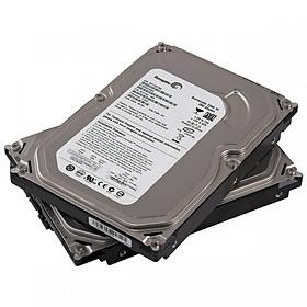 Ổ cứng HDD 250G Seagate SATA - Tặng Cáp SATA - Bảo hành 24T