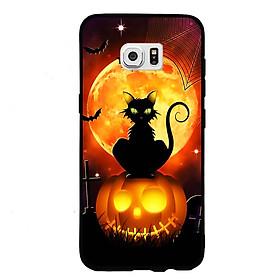 Hình đại diện sản phẩm Ốp lưng Halloween viền TPU cho điện thoại Samsung Galaxy S7 - Mẫu 05