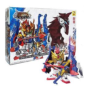 Mô Hình Tướng Hoàng Trung - Gundam Lắp Ráp Tam Quốc