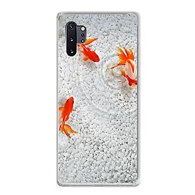 Ốp lưng dẻo Samsung Galaxy Note 10 Plus -0233 CAKOI02 - Hàng Chính Hãng