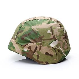 Nón Bảo Hiểm Hóa Trang Quân Đội
