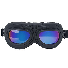 Retro Vintage Motorcycle Goggle Motocross Pilot Goggles for Retro Motorcycle