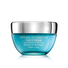 Kem Dưỡng Ẩm Ban Ngày Dành Cho Da Dầu Aqua Mineral-Optima Hydrating Day Cream For Normal To Oily Skin
