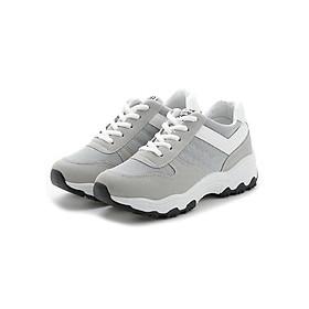 Giày thể thao nữ thời trang TT058Xam