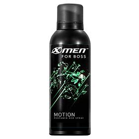 Xịt khử mùi X-Men for Boss Motion - Mùi hương năng động phóng khoáng 150ml
