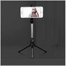 Gậy Chụp Hình Selfie Có Chân Chống + Remote Rời Mẫu XT02