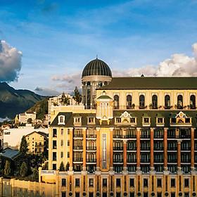 Hotel De La Coupole - Combo Honeymoon Sang Chảnh + Xe Đưa Đón, Ăn Sáng Và Phòng Khách Sạn