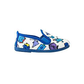 Giày Lười Trẻ Em Flossy K Colado Royal Blue - Xanh Đậm