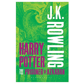 Harry Potter Part 3: Harry Potter And The Prisoner Of Azkaban (Paperback) (Harry Potter và tù nhân ngục Azkaban) (English Book)