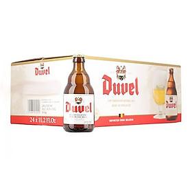 Thùng 24 chai bia Duvel Belgian Golden Ale