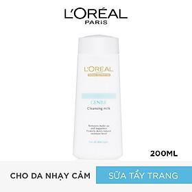 Sữa Tẩy Trang L'Oreal - Gentle Cleansing Milk 200ml