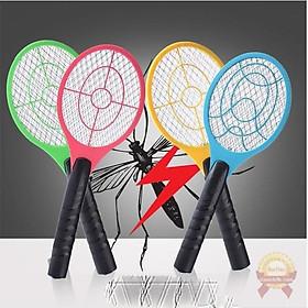 Vợt bắt ruồi muỗi chạy pin rời an toàn đa năng máy bắt ruồi muỗi Katori Nhật Bản F782SP2