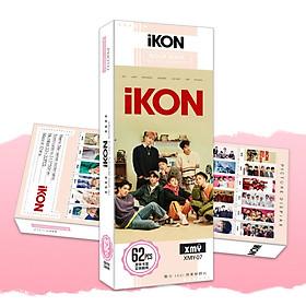 Thẻ đánh dấu trang IKON 36 tấm bookmark mẫu mới