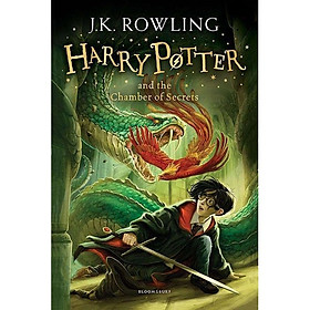 Harry Potter And The Chamber Of Secrets (Harry Potter và Phòng chứa bí mật) (English Book)