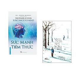Combo 2 cuốn sách: Sức Mạnh Tiềm Thức (Bìa Cứng) + Mạnh hơn sợ hãi (Tái bản)