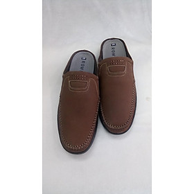 giày sapo da R4010-nâu