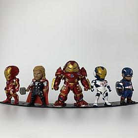 Set 5 Nhân Vật Avengers