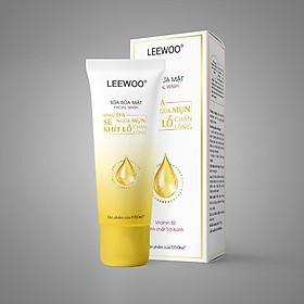 Sửa rửa mặt sáng da ngừa mụn LeeWoo