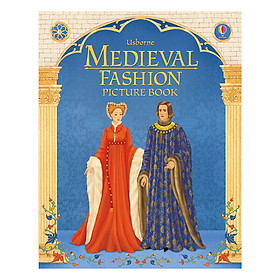 Usborne Medieval Fashion Picture Book