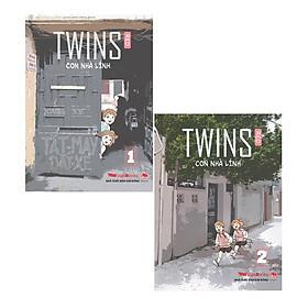 Combo Twins - Con Nhà Lính (2 Tập)