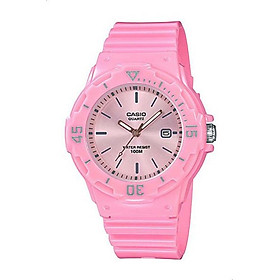 Đồng hồ nữ Casio LRW-200H-4E4VDF dây nhựa