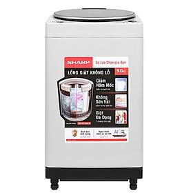 Máy giặt Sharp 9 kg ES-W90PV-H - HÀNG CHÍNH HÃNG