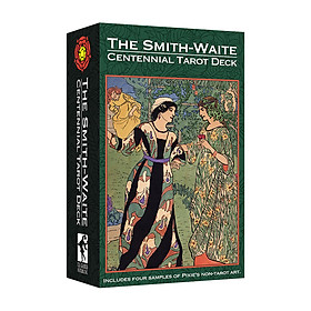 Bộ Bài Tarot The Smith-Waite Tarot Centennial Edition Pamela Colman Smith Commemorative Cao Cấp